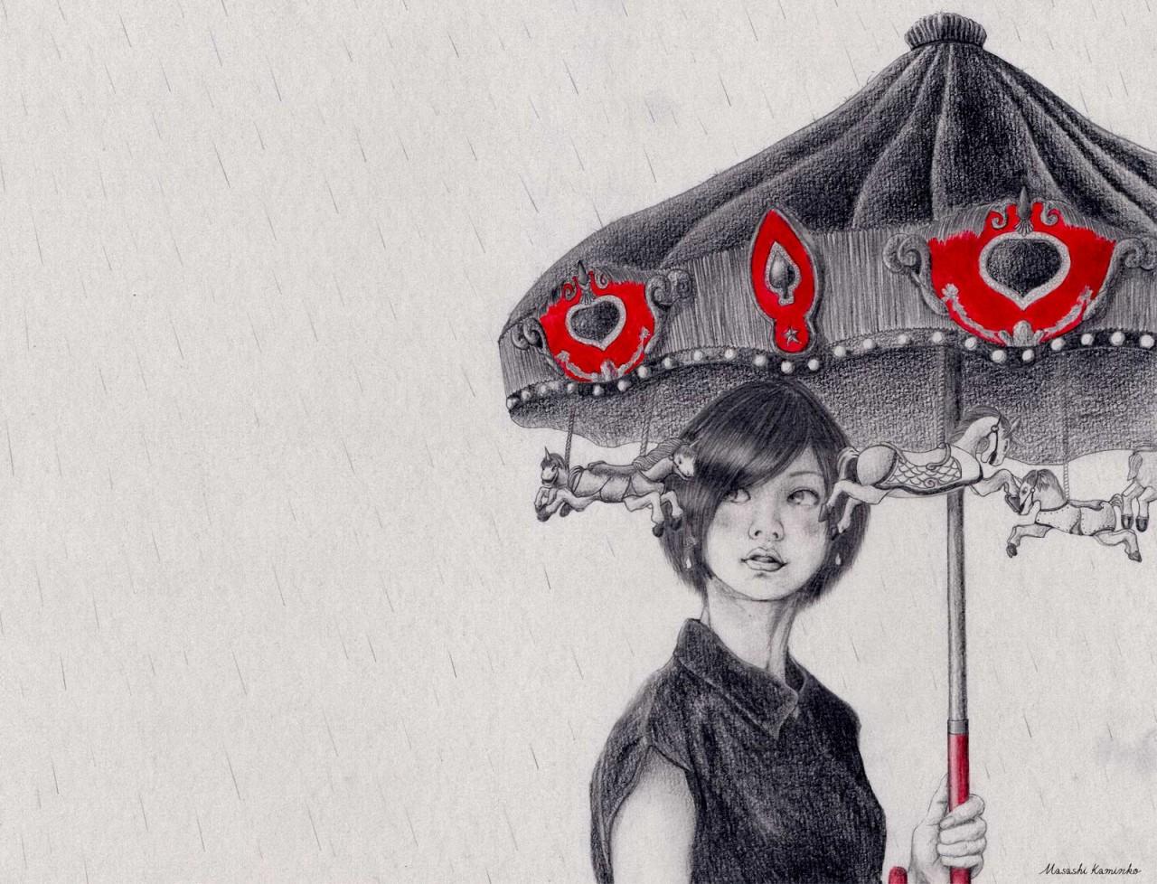 rainy-go-round